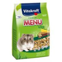 Aliment pour rongeur - Menu Premium Hamster nain