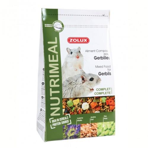 Aliment pour rongeur - Nutrimeal gerbilles pour rongeurs