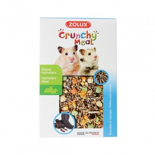 Aliment pour rongeur - Crunchy Meal Hamsters pour rongeurs