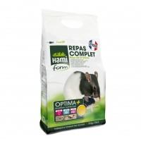 Aliment pour rongeur - Optima + Rat et Souris