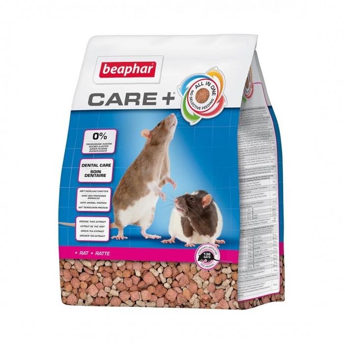 Aliment pour rongeur - Care + Rat pour rongeurs