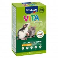 Extrudés pour rat - Vita Spécial Beauty Rat Vitakraft