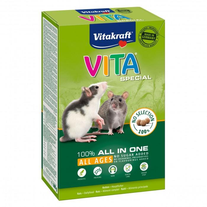 Vita Spécial Beauty Rat