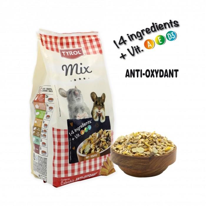 Mix Rat Souris