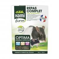 Granulés pour rat et souris - Optima Rat et Souris Hamiform