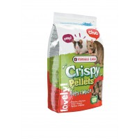 Aliment pour rongeur - Crispy Pellets Rats & Mice