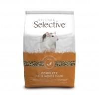Granulés pour rat - Selective Rat Supreme science