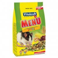 Aliment pour rongeur - Menu Vital Rat