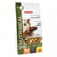 Aliment composé pour rats et souris - Nutrimeal rats et souris Zolux