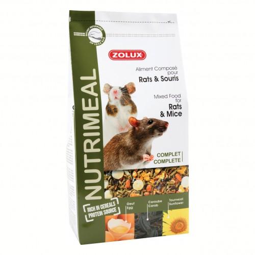 Aliment pour rongeur - Nutrimeal rats et souris pour rongeurs