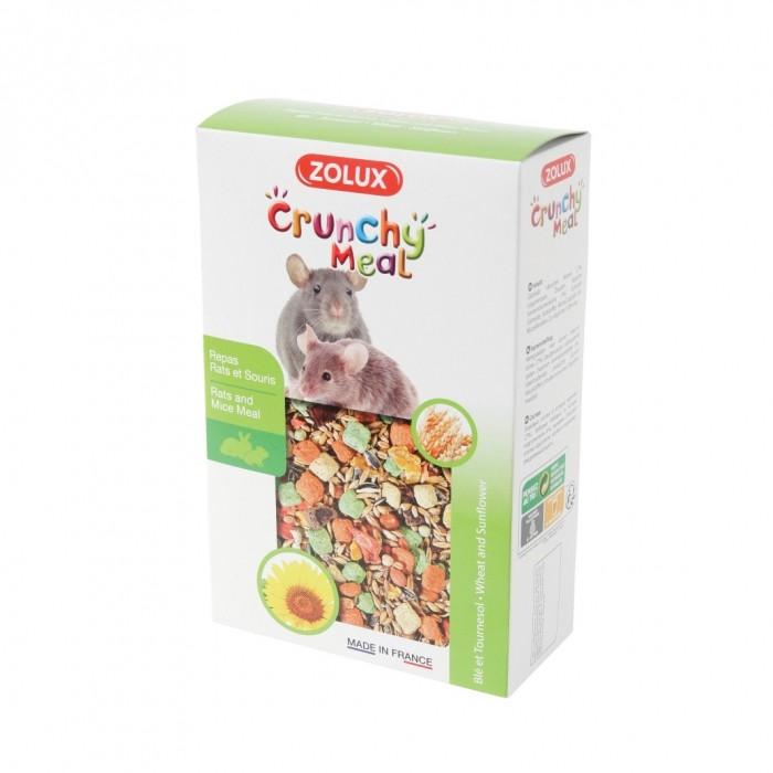 Crunchy Meal Rats et Souris