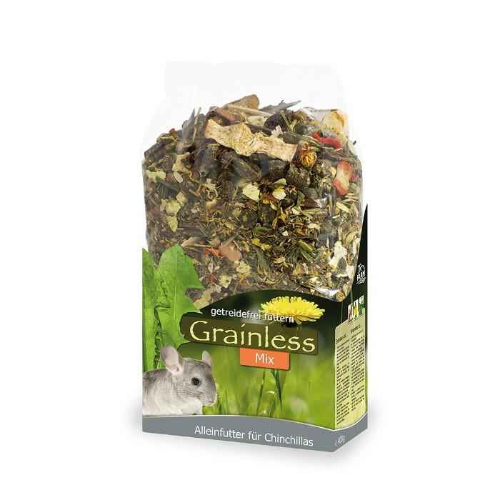 Grainless Mix Chinchilla