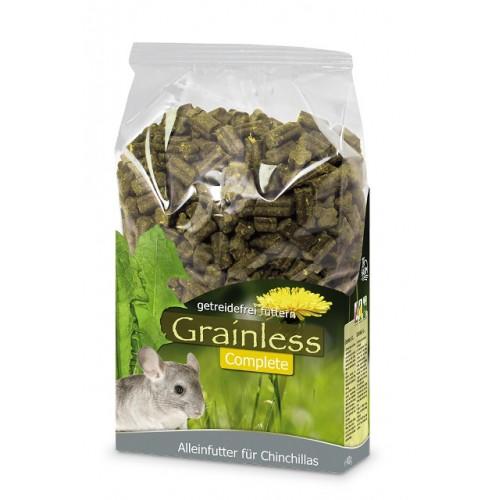 Aliment pour rongeur - Grainless Complete Chinchilla pour rongeurs