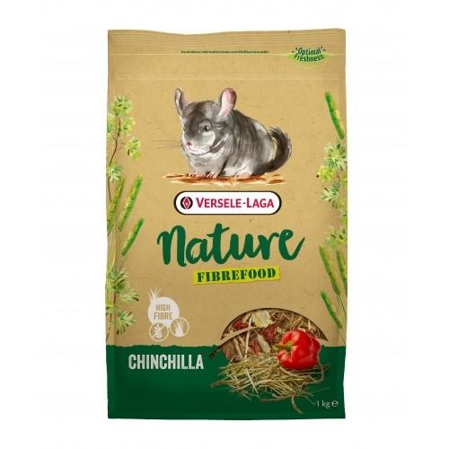 Aliment pour rongeur - Chinchilla Nature Fibrefood pour rongeurs