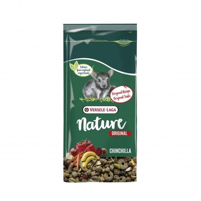 Aliment pour rongeur - Versele Laga Nature Chinchilla Original pour rongeurs
