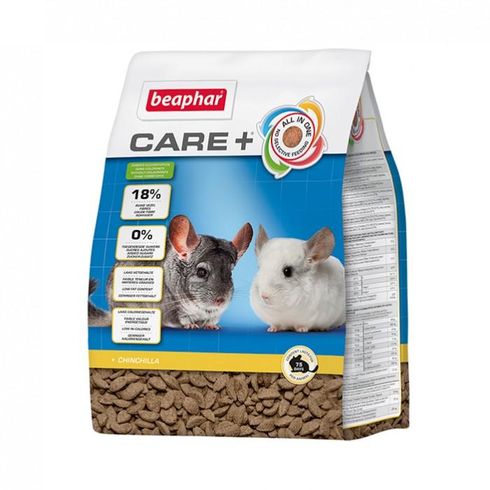 Care + Chinchilla