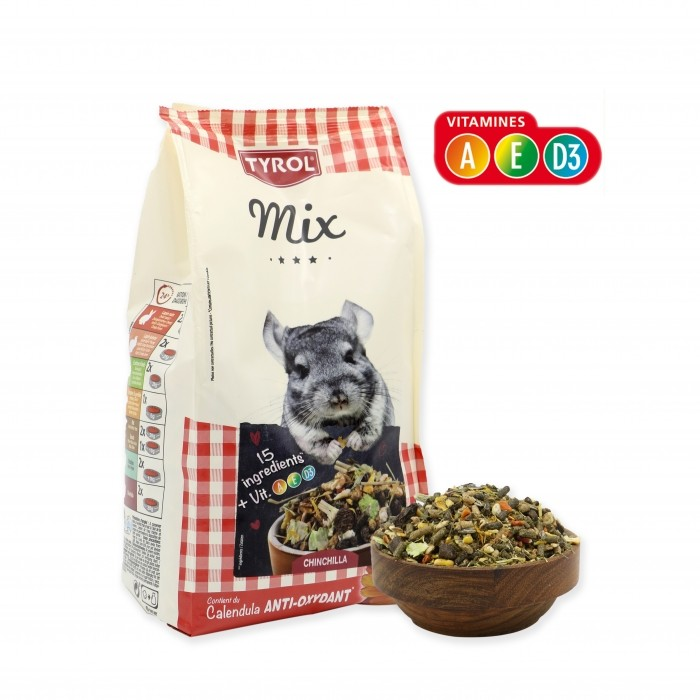 Mix Chinchilla