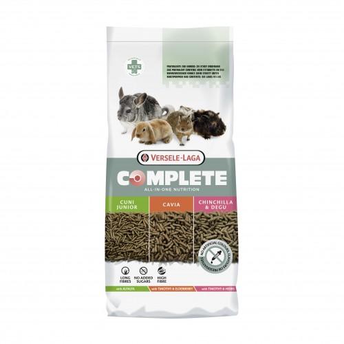 Aliment pour rongeur - Complete - Chinchilla & Degu Adult pour rongeurs