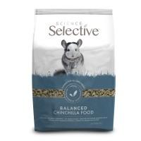 Granulés pour chinchillas - Selective Chinchilla Supreme Science