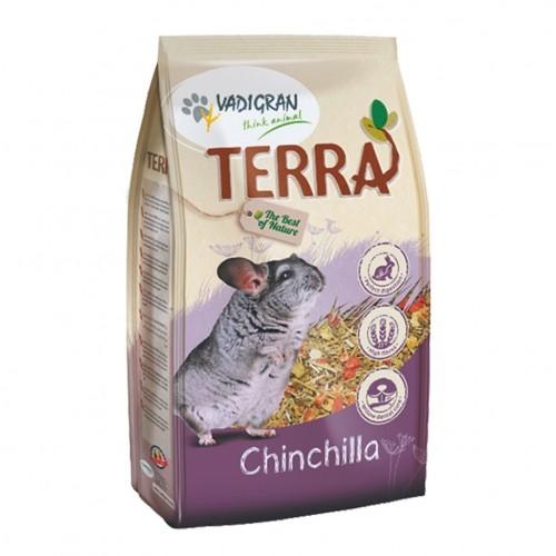 Aliment pour rongeur - Mélange Terra Chinchilla  pour rongeurs