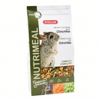 Aliment composé pour chinchillas - Nutrimeal chinchillas Zolux