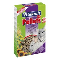 Aliment pour rongeur - Menu Pellets Chinchilla