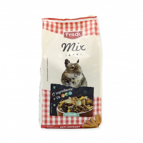 Aliment pour rongeur - Mix Octodon pour rongeurs