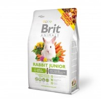 Aliment complet pour lapin - Rabbit Junior  Brit Animals