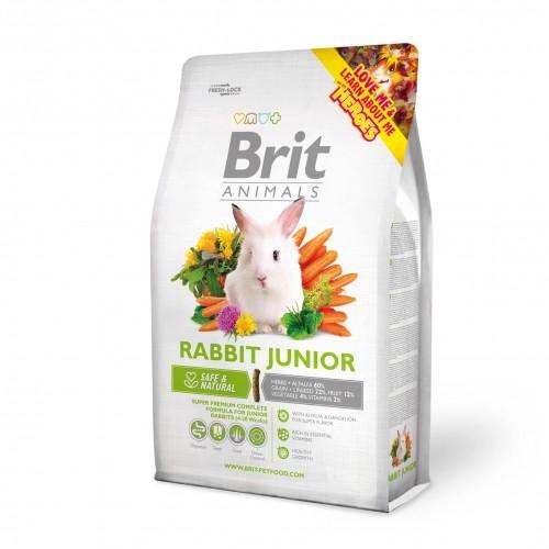 Aliment pour rongeur - Rabbit Junior  pour rongeurs