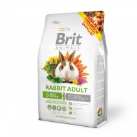 Aliment complet pour lapin - Rabbit Adult Brit Animals