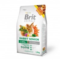 Aliment complet pour lapin - Rabbit Senior Brit Animals