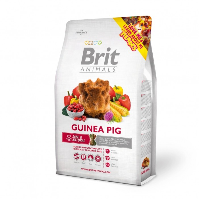 Aliment pour rongeur - Guinea Pig pour rongeurs