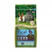 Aliment pour rongeur - Granulés Excel Junior et Lapin Nain à la menthe