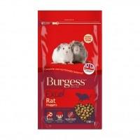 Granulés pour rat - Bouchons Excel Adulte Burgess