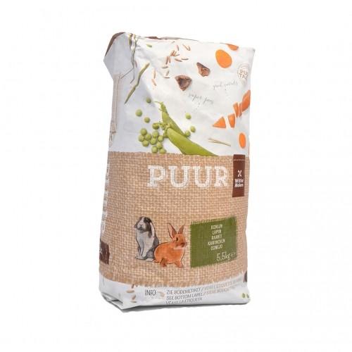 Aliment pour rongeur - Mélange de graine Lapin Nain pour rongeurs