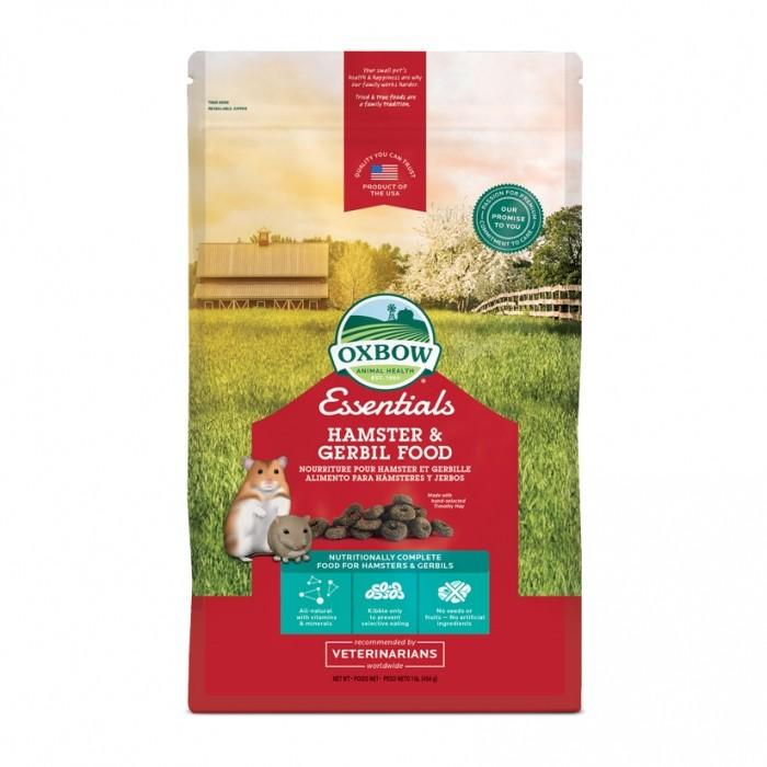 Aliment pour rongeur - Essentials Granulés pour rongeurs