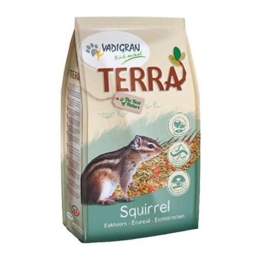 Aliment pour rongeur - Mélange Terra Ecureuil  pour rongeurs