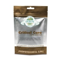 Aliment pour rongeur - Critical Care Fine Grind