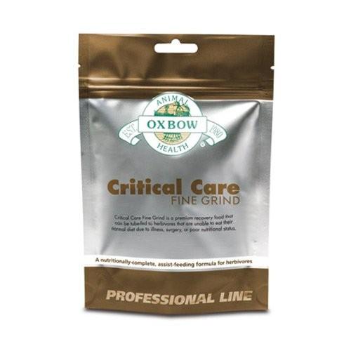 Aliment pour rongeur - Critical Care Fine Grind pour rongeurs
