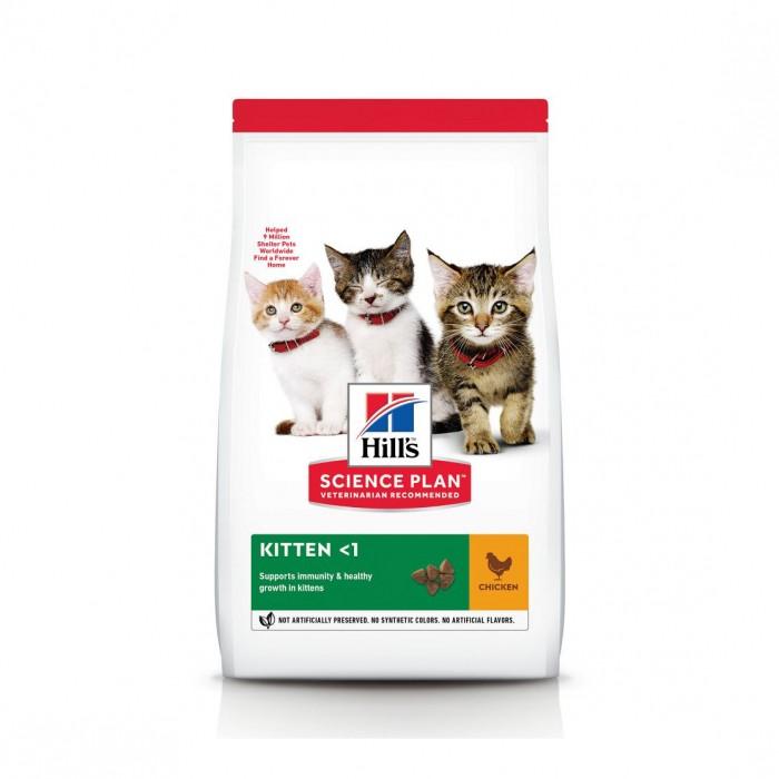 Hill's Science Plan Kitten-Kitten