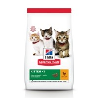 Croquettes pour chat - HILL'S Science plan Kitten