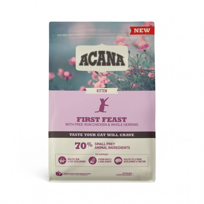 Alimentation pour chat - Acana First Feast - Kitten pour chats