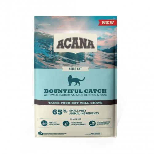 Alimentation pour chat - Acana Bountiful Catch - Adulte pour chats