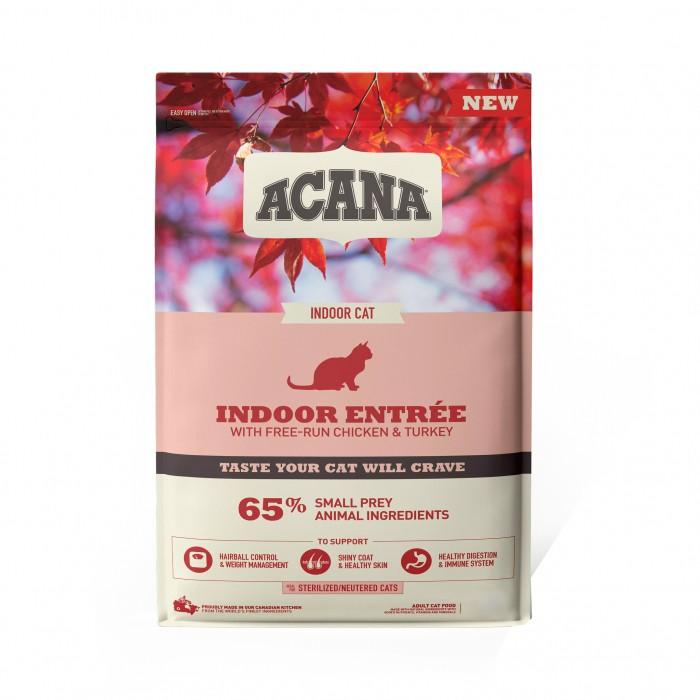 Alimentation pour chat - Acana Indoor Entrée pour chats