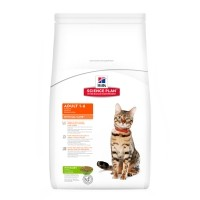 Croquettes pour chat - HILL'S Science plan Adult Optimal Care au lapin