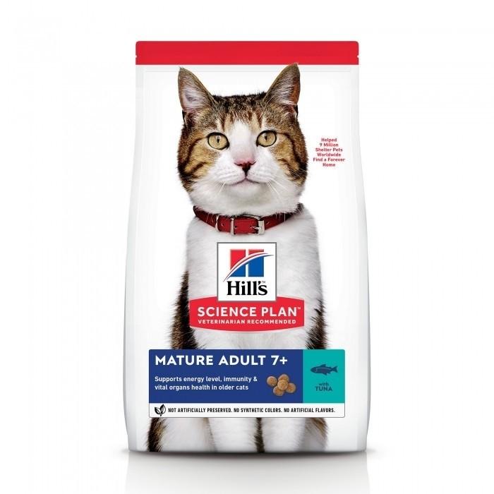 Boutique senior - Hill's Science Plan Mature Adult 7+ pour chats