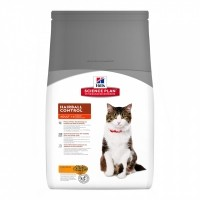 Croquettes pour chat - HILL'S Science plan Hairball Adult