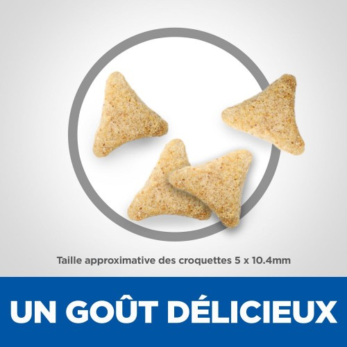 Alimentation pour chat - Hill's Science plan Hairball Indoor Mature Adult 7+ pour chats