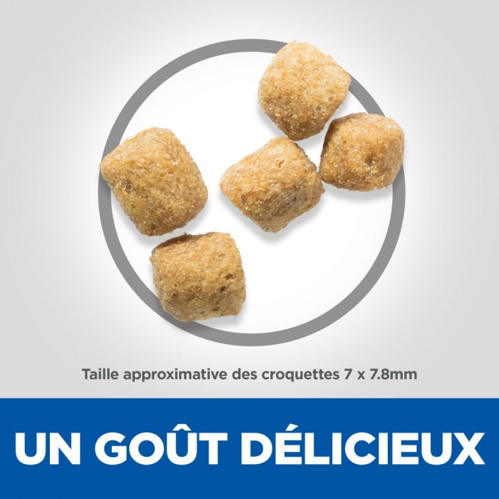 Alimentation pour chat - Hill's Science Plan Light Mature Adult 7+ pour chats