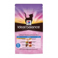 Alimentation pour chat - HILL'S Ideal Balance